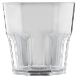 Bicchiere Riutilizzabile SAN Mini Drink Trasparente 160ml (8 Pezzi)
