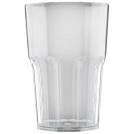 Bicchiere Riutilizzabili SAN Granity Trasparente 400ml (75 Pezzi)