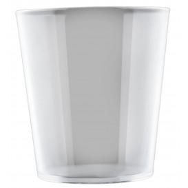 Bicchiere Riutilizzabili SAN Tumbler Conico 400ml (6 Pezzi)