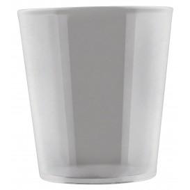 Bicchiere Riutilizzabili SAN Tumbler Conico Frost 400ml (144 Pezzi)