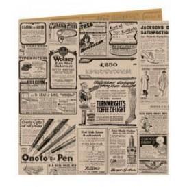 Sacchetto Antigrasso Kraft Giornali 16x16,5cm (5000 Pezzi)