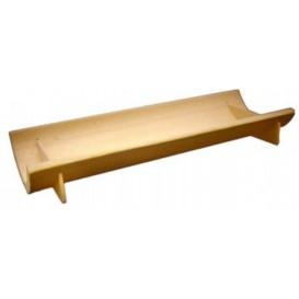 Vassoio di Bambu 20x6x3cm (10 Pezzi)