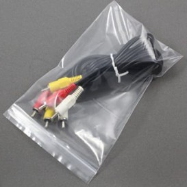Sacchetti con Chiusura Zip 18x25cm G-160 (100 Pezzi)