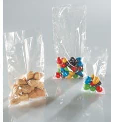 Sacchetti di Polipropilene BOPP Senza Chiusura 4x25cm G130 (1000 pezzi)