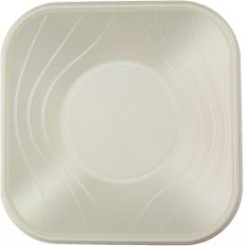 "Ciotola Plastica PP ""X-Table"" Perla 18x18cm (120 Pezzi)"