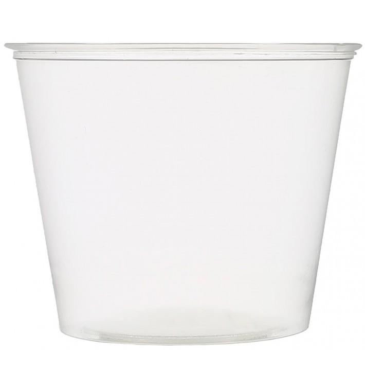 Contenitore per Salse rPET Glas 165ml Ø7,3cm (2500 Pezzi)