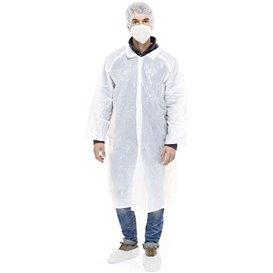 Kit di protezione Polietilene 4 pezzi Bianco (1 Pezzi)