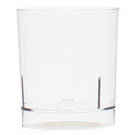 Bicchiere di Plastica per Cicchetto PS 33 ml (16 Pezzi)