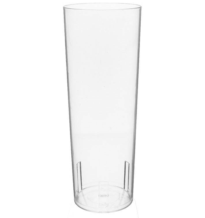 Bicchiere di Plastica Vetro PS 330 ml (500 Pezzi)