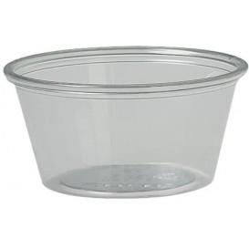 Contenitore per Salse rPET Glas 60ml Ø6,6cm (250 Pezzi)
