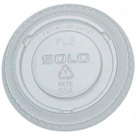 Coperchio Trasparente Bicchiere Coppetta 60ml (2500 Pezzi)