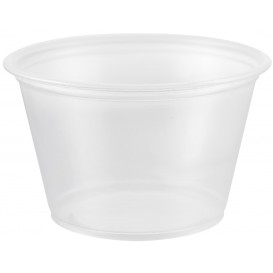 Bicchiere Plastica PP Coppetta 120ml Ø73mm (2500 Pezzi)