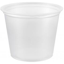 Bicchiere Plastica PP Coppetta 165ml Ø73mm (125 Pezzi)