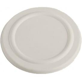 Coperchio Canna Zucchero Bianco per Terrine 450ml Ø110mm (600 Pezzi)