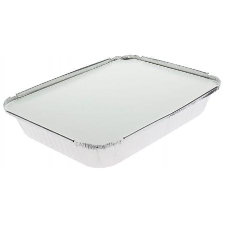 Coperchio per Contenitore Alluminio 1180ml (100 pezzi)