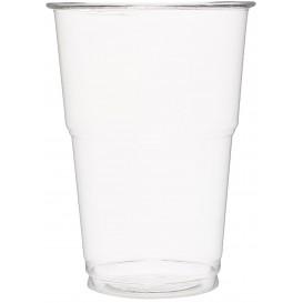 Bicchiere Plastica Glas PET Trasparente 350ml (50 Pezzi)