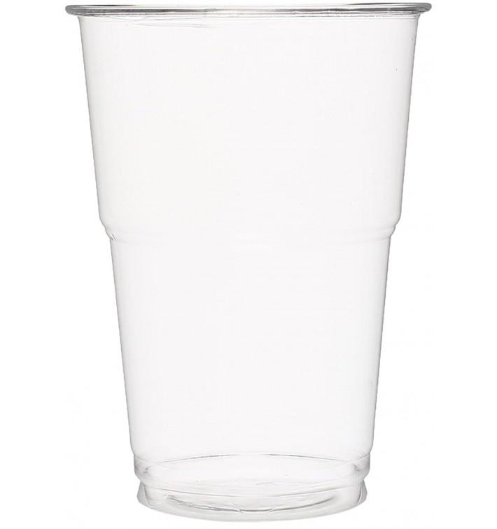 Bicchiere Plastica Glas PET Trasparente 350ml (1.150 Pezzi)