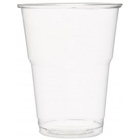 Bicchiere Plastica Glas PET Trasparente 285ml (50 Pezzi)