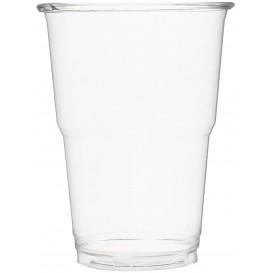 Bicchiere Plastica Glas PET Trasparente 250ml (1250 Pezzi)