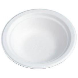 Ciotola Chinet di Carta Bianco 265ml Ø13,8cm (100 Pezzi)