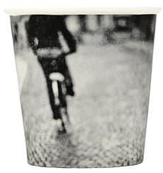 Bicchiere di Carta 4Oz/120ml Parisian Ø6,2cm (1000 Pezzi)