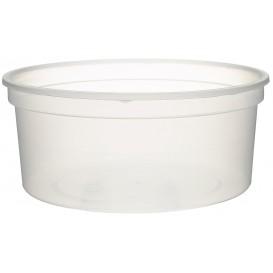 Coppette Plastico Trasparente 350ml  Ø11,5cm (50 Pezzi)