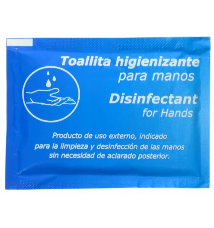 Salvietta Disinfettante (100 Pezzi)