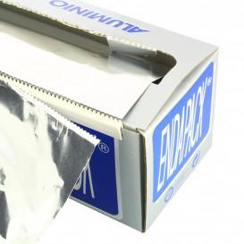 Bobine Alluminio 40 cm X 300 metri 13 micras 4Kg (6 Pezzi)