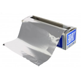 Bobine Alluminio 30 cm X 300 metri 13 micras 3Kg (6 Pezzi)