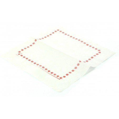 Tovagliolo di Carta 14x14 per Distributore Rossa e Blu (250 Pezzi)