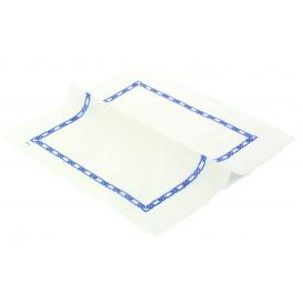 Tovagliolo di Carta 14x14 per Distributore Rossa e Blu (25.000 Pezzi)