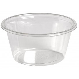 Contenitore per Salse rPET Glas 60ml Ø6,2cm (250 Pezzi)