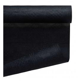 Tovaglia di Carta Rotolo Nero 1,2x7m (1 Pezzi)