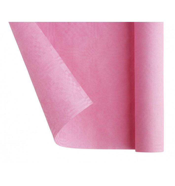 Tovaglia di Carta Rotolo Rosa 1,2x7m (1 Pezzi)