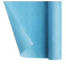 Tovaglia di Carta Rotolo Azzurro 1,2x7m (25 Pezzi)
