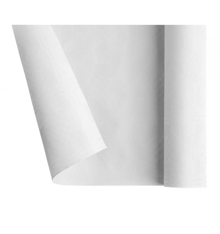 Tovaglia di Carta Rotolo Bianco 1,2x7m (25 Pezzi)