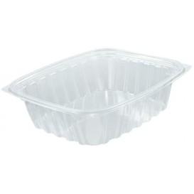 """Contenitore di Plastica OPS """"Clear Pac"""" Trasparent 710ml (63 pezzi)"""
