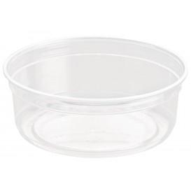 Contenitore di Plastica rPET DeliGourmet 8oz/237ml (500 Pezzi)
