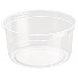 Contenitore di Plastica rPET DeliGourmet 12oz/355ml (50 Pezzi)