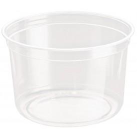 Contenitore di Plastica rPET DeliGourmet 16oz/473ml (500 Pezzi)