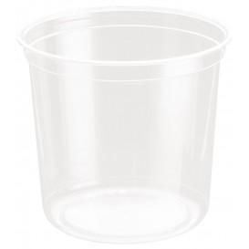 Contenitore di Plastica rPET DeliGourmet 24oz/710ml (50 Pezzi)