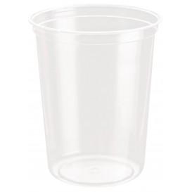 Contenitore di Plastica rPET DeliGourmet 32oz/946ml (50 Pezzi)