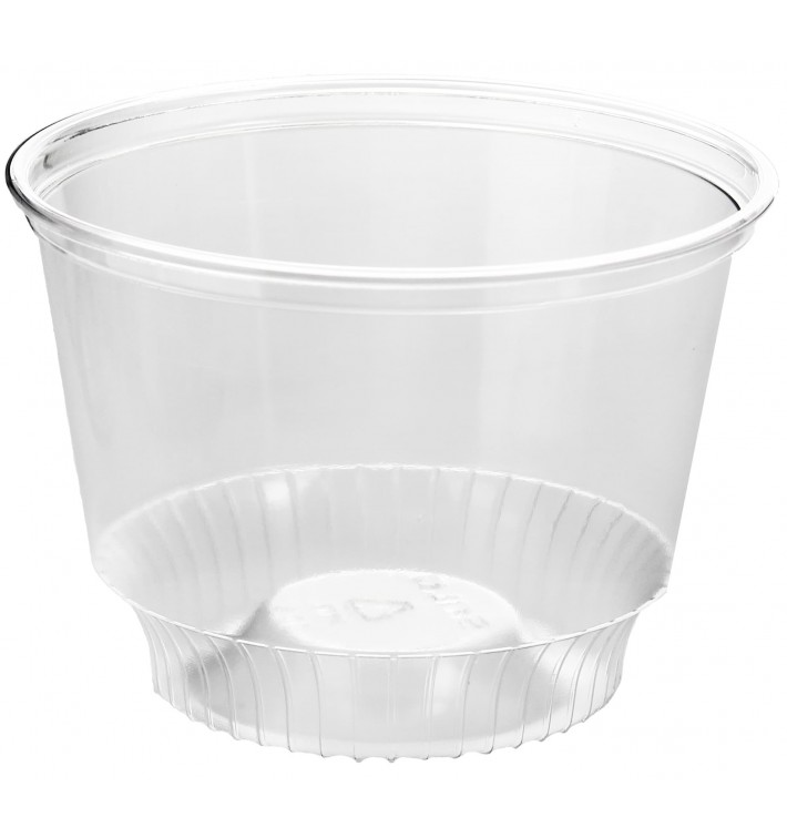 Coppette PET Glas Solo® 8Oz/240ml Ø9,2cm (50 Pezzi)