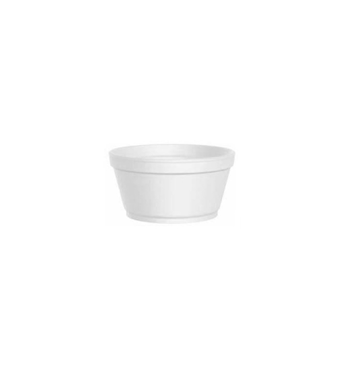 Coppette Termici EPS Bianco 3,5 Oz/100ml Ø7,4cm (1000 Pezzi)