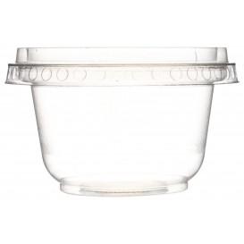 Coperchio Piatto Chiuso PET Glas Ø9,5cm (112 Pezzi)