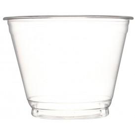 Coppette di Plastica PET Glas 270ml Ø9,3cm (50 Pezzi)