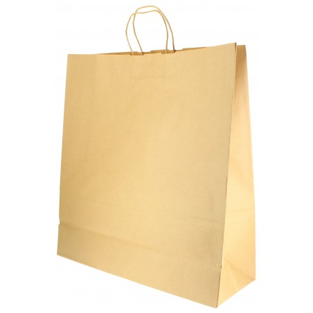 Buste Shopper in Carta 100g 46+16x49 cm (50 Pezzi)