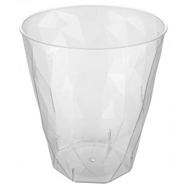 "Bicchiere Plastica ""Ice"" PS Transp. Cristal 50ml (50 Pezzi)"