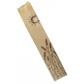 "Sacchetto di Carta ""Espigas"" 9+5x50cm (250 Pezzi)"