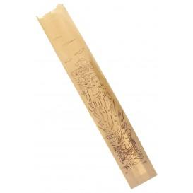 "Sacchetto di Carta Kraft ""Siega"" 9+5x58cm (250 Pezzi)"